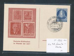 Berlin Sammler  Beleg.........  (oo8936   ) siehe scan