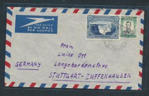 Rhodesien - alter Luftpost Beleg   (oo8770  ) siehe scan