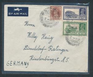 Indien  - alter Luftpost Beleg   (oo8773  ) siehe scan