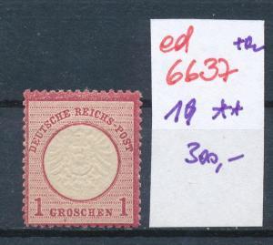D.-Reich Nr.  19 **(ed6637  ) siehe scan