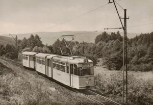 Strassenbahn historisch...... -alte Karte   (ke4919   ) siehe scan