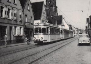 Strassenbahn historisch...... -alte Karte   (ke4909   ) siehe scan