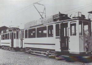 Strassenbahn historisch...... -alte Karte   (ke4895   ) siehe scan