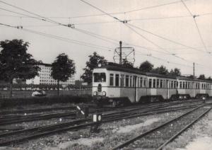 Strassenbahn historisch...... -alte Karte   (ke4893   ) siehe scan