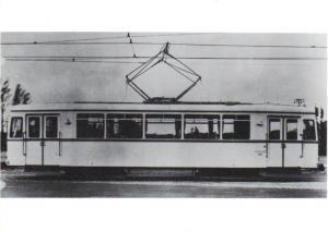 Strassenbahn historisch...... -alte Karte   (ke4885   ) siehe scan