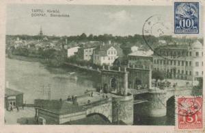 Tartu.... -alte Karte   (ke4061   ) siehe scan