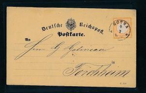 Gotha-Heimat Beleg .... (oo8768  ) siehe scan