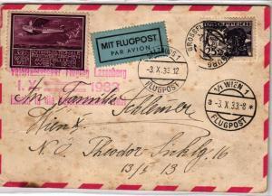 Österreich-Luftpost  .... (ke5305   ) siehe scan