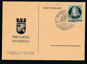 Berlin- Stempel Beleg...Karte   (oo9158  ) siehe scan