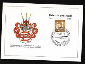 Berlin FDC   211  (oo9161  ) siehe scan
