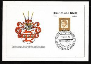 Berlin FDC   211  (oo9160  ) siehe scan