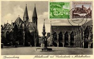 Braunschweig...alte Karte ....  .. (ke6159  ) siehe scan