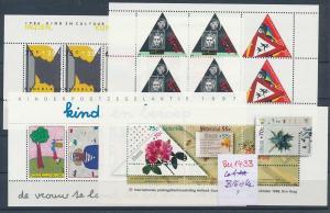 Holland  -Block Lot  **..  .. (zu1433  ) siehe scan