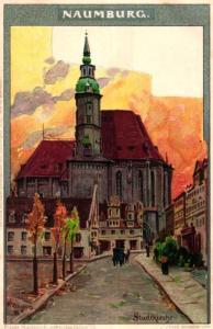 Naumburg  ..-alte Karte ....  ( ke6051  ) siehe scan