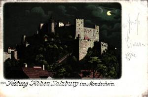 Salzburg... ..-alte Karte ....  ( ke6075  ) siehe scan