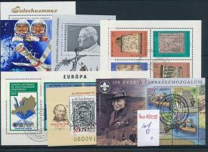 Ungarn   ...nettes Block Lot ....    (zu1505  ) siehe scan