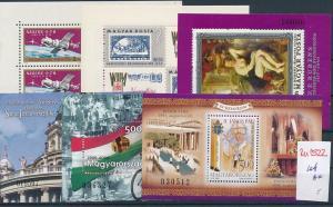 Ungarn   ...nettes Block Lot ....    (zu1522  ) siehe scan