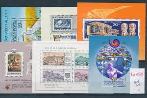 Ungarn   ...nettes Block Lot ....    (zu1521  ) siehe scan