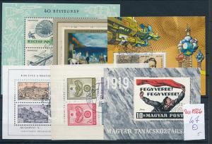 Ungarn   ...nettes Block Lot ....    (zu1526  ) siehe scan