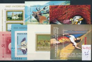 Rumänien  ...nettes Block Lot ....    (zu1503  ) siehe scan