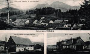 Riesengebirge     .. ....alte Karte ...  (ke7057    ) siehe scan