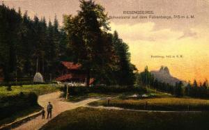Riesengebirge     .. ....alte Karte ...  (ke7063    ) siehe scan