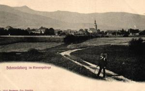 Riesengebirge     .. ....alte Karte ...  (ke7067    ) siehe scan