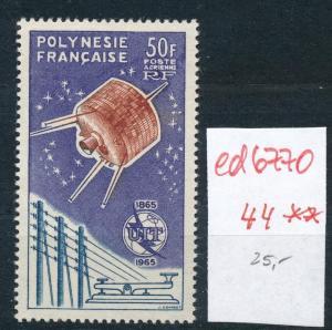 Franz.Polinesien    Nr.  44  ** ....   (ed6770  ) siehe scan