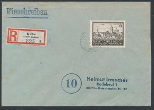 D.-Reich -G.G. Sammler- Beleg    (oo9474 ) siehe scan