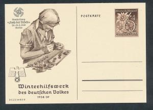 D.-Reich - Ganzsache    (oo2264  ) siehe scan