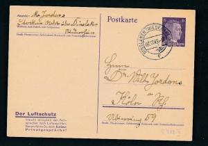 D.-Reich - Ganzsache    (oo2272  ) siehe scan