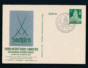 D.-Reich - Ganzsache    (oo2277  ) siehe scan