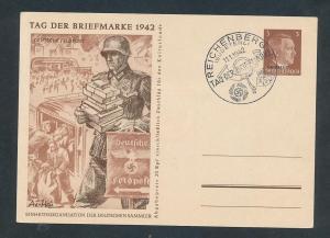 D.-Reich - Ganzsache    (oo2279  ) siehe scan