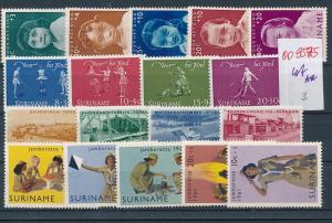 Suriname  **  Lot...... (oo9575  ) siehe scan