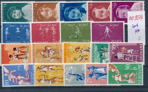 Suriname  **  Lot...... (oo9574  ) siehe scan