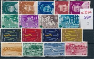 Suriname  **  Lot...... (oo9577  ) siehe scan