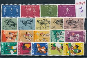 Suriname  **  Lot...... (oo9579  ) siehe scan
