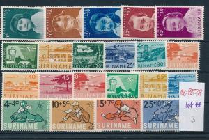 Suriname  **  Lot...... (oo9578  ) siehe scan