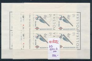 Polen Kleinbogen 1294-6 **... (oo9582  ) siehe scan