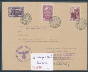 Kaukasien Feld Post Beleg -Briefvorderseite (zu1557  ) siehe scan