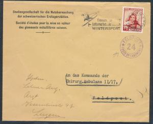 Schweiz Feldpost - alter  Beleg     (zu1560  ) siehe scan