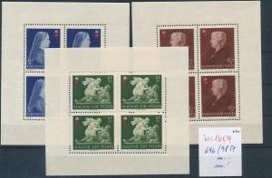 Ungarn  Block  696-98 A  **   (zu1604  ) siehe scan