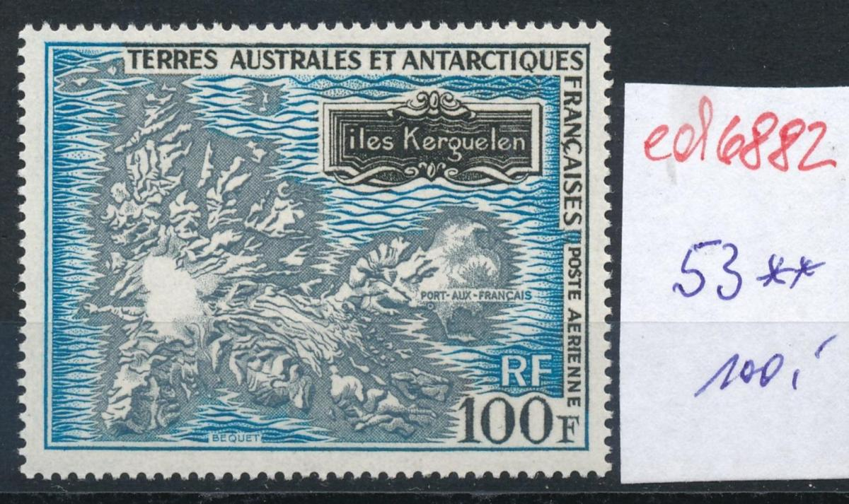 Franz.-Antarktis Nr. 53    ** ...  (ed6882  ) siehe scan 0