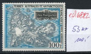 Franz.-Antarktis Nr. 53    ** ...  (ed6882  ) siehe scan