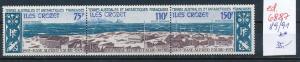 Franz.-Antarktis Nr. 89-91   ** ...  (ed6887  ) siehe scan