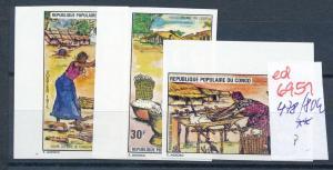 Kongo   Nr. 478-80   U   **   (ed6951  ) siehe scan