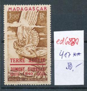 Madagaskar   Nr. 417  ** (ed6980  ) siehe scan