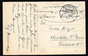 DR.- Schiffpost Karte... (oo9608  ) siehe scan