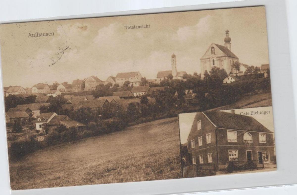 Aufhausen ......alte Karte    (ke8255  ) siehe scan 0