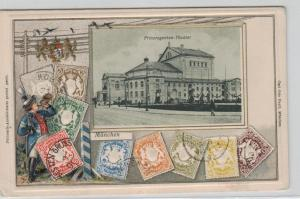 München-Präge ...alte Karte    (ke8383  ) siehe scan